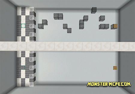 Parkour Mirror Map (Minigame) (Parkour)