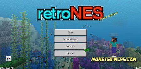 Retro NES (Bedrock) (16×16)
