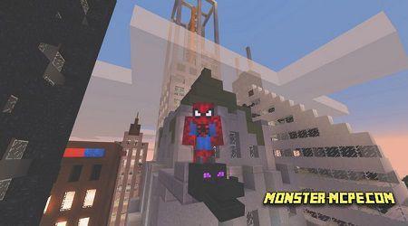 Marvel Superheroes Addon