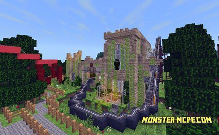 Alton Towers (Pre-Release) (Theme Park) (Creation)