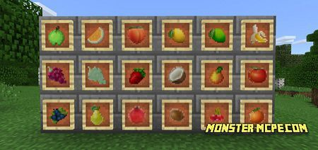 More Fruit Addon