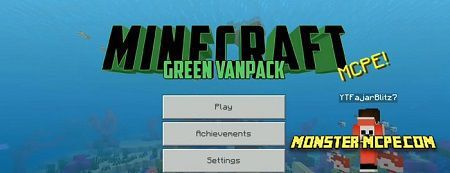 GreenVan Texture Pack