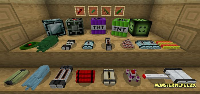 TNT++ Add-on