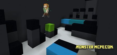 The Floor Kills 2 Map (Parkour) (Minigame)