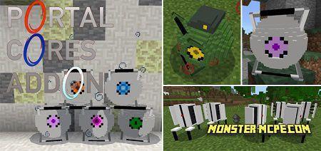 Portal Cores Addon