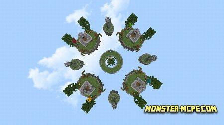 EggWars Map (PvP) (Minigame)