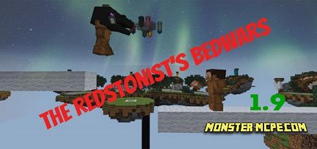 The Redstonist Bedwars (PvP) (Minigame)