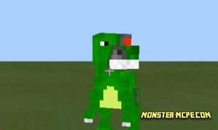 DinoWorld Skin Pack