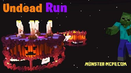 SG Undead Run (Minigame) (PvP)