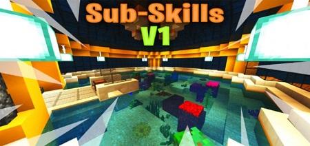 SG Sub-Skills (Minigame) (PvP)