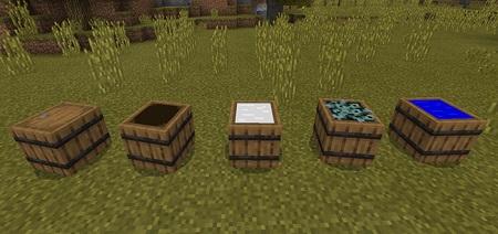 Barrel Block Function Addon
