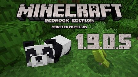 Minecraft Bedrock 1.9.0.5 apk free