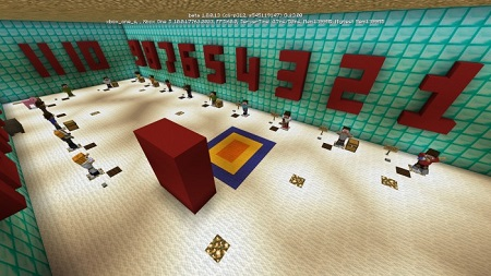 TheMagicEmerald BE Map (Minigame)