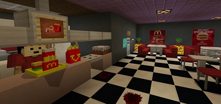 McDonald Mystery Map (Horror)