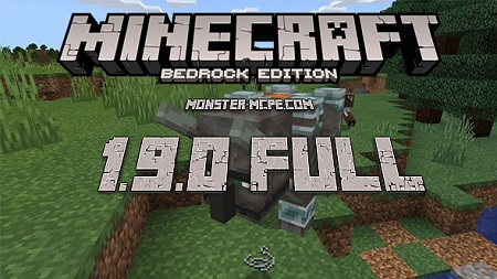 Download Minecraft PE 1.9.0 for Android full apk free  (Bedrock Edition)