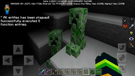 MegaPlayers Function Pack Addon 1 10/1 9+ | Minecraft Bedrock Addons