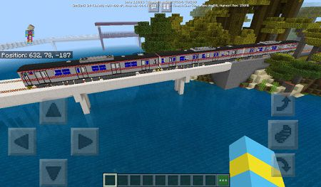 Philippine National Railway Addon 1.10/1.9+