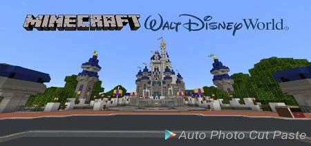 Minecraft Walt Disneyworld (Creation) Map