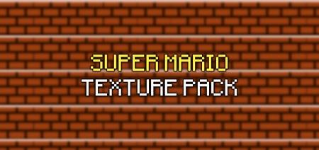 Super Mario Texture Pack