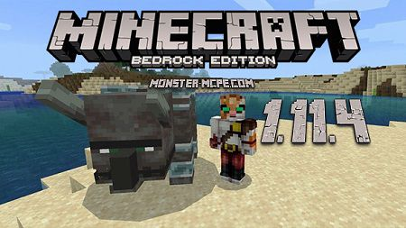 Download Minecraft 1.11.4 for Android