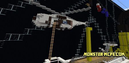 Minecraft : Call of Duty (Chapter 1) Map
