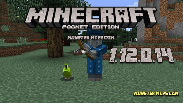 Download Minecraft 1.12.0.14 for Android
