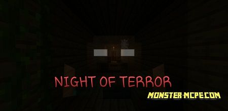 Night Of Terror (Horror) Map