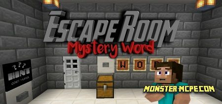 Escape Room: Mystery Word Map
