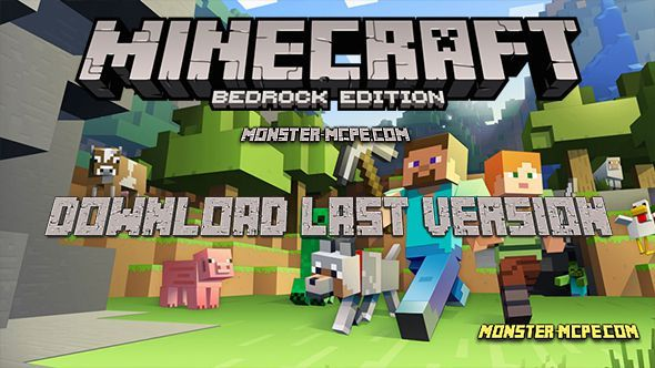 Download The Last Version of Minecraft PE for Android