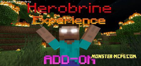 Herobrine Experience Mod (1.13+ Only)