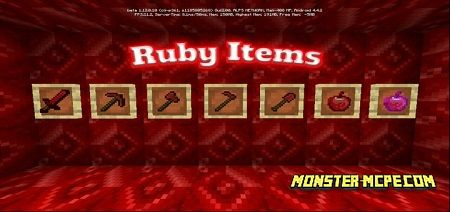 Ruby Items Addon 1.13+