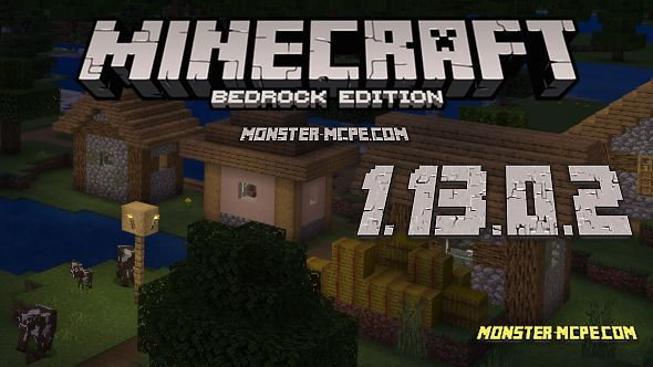 Download Minecraft 1.13.0.2 for Android