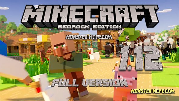 Download Minecraft PE for Android 1 13, 1 12, 1 11, 1 10
