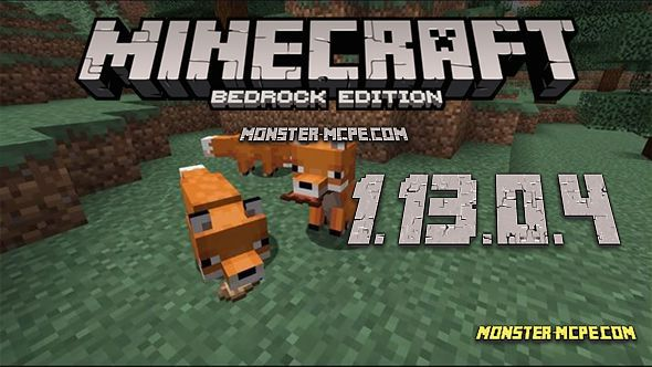 Download Minecraft 1.13.0.4 for Android
