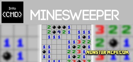 IntoCMD – MineSweeper Map