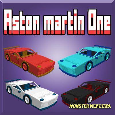 Aston Martin Car Addon 1.13/1.12+