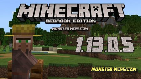 Download Minecraft 1.13.0.5 for Android