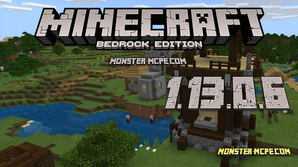 Download Minecraft 1.13.0.6 for Android