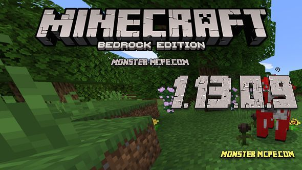 Download Minecraft 1.13.0.9 for Android