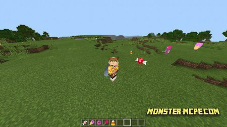 Candy Invasion Addon 1.13/1.12+