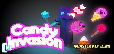 Candy Invasion Addon 1.13/1.12+