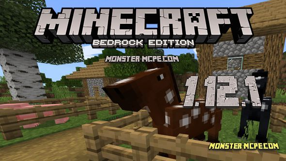 Download Minecraft 1.12.1 for Android