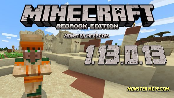 Download Minecraft 1.13.0.13 for Android