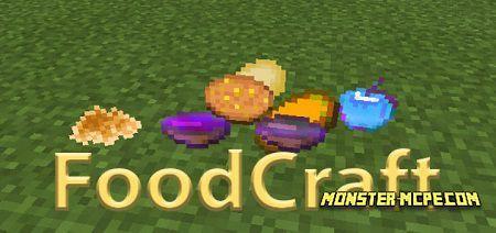FoodCraft Addon 1.13/1.12+