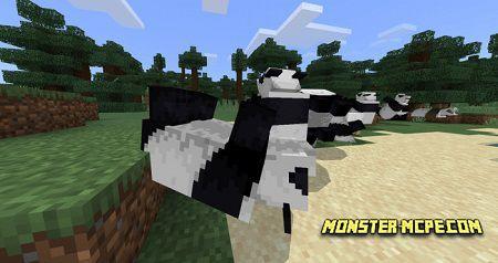 Rolling Pandas Add-on 1.13/1.12+