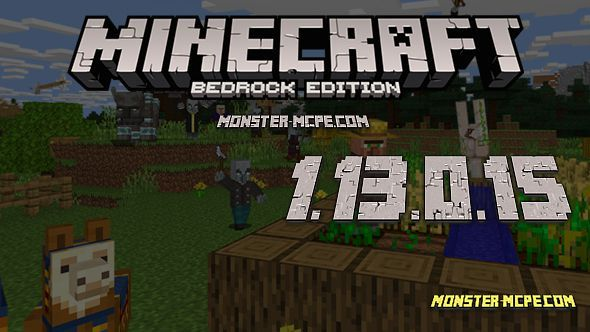 Download Minecraft 1.13.0.15 for Android
