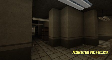 The Last Patient II (Horror!) Map