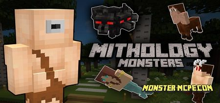 Mythology Monsters Addon 1.13/1.12+