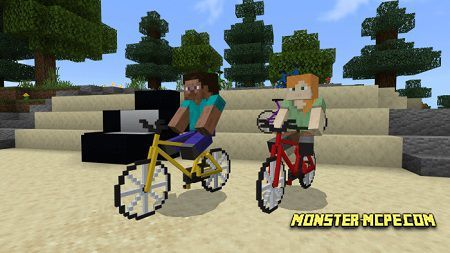 Bike Add-on 1.13/1.12+