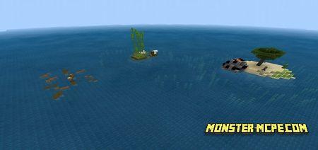 Ocean Skyblock Map
